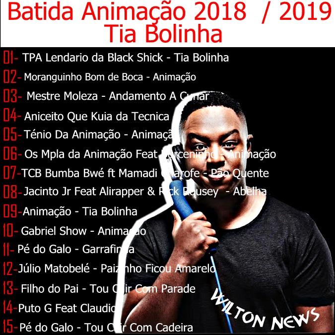 Batida Animaçáo 2018,2019