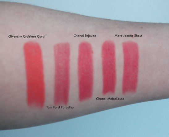 shout matte lip gel comparisons