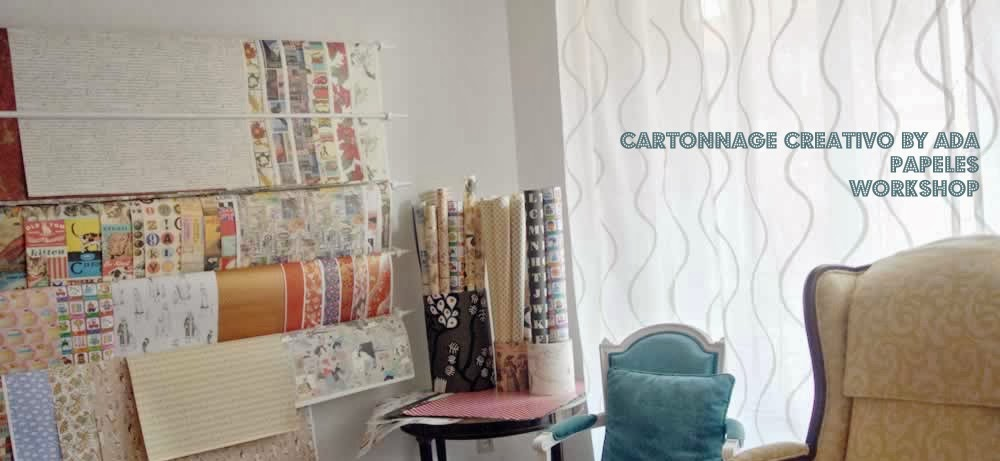 Cartonnage Creativo by Ada