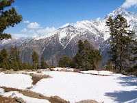 Kalpa Winter Holiday Destination