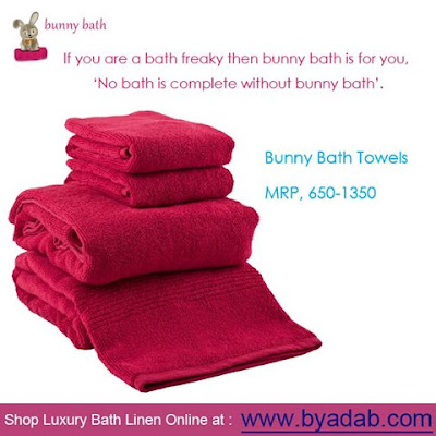 Cotton- Good quality cotton towels are readily available at convenient prices