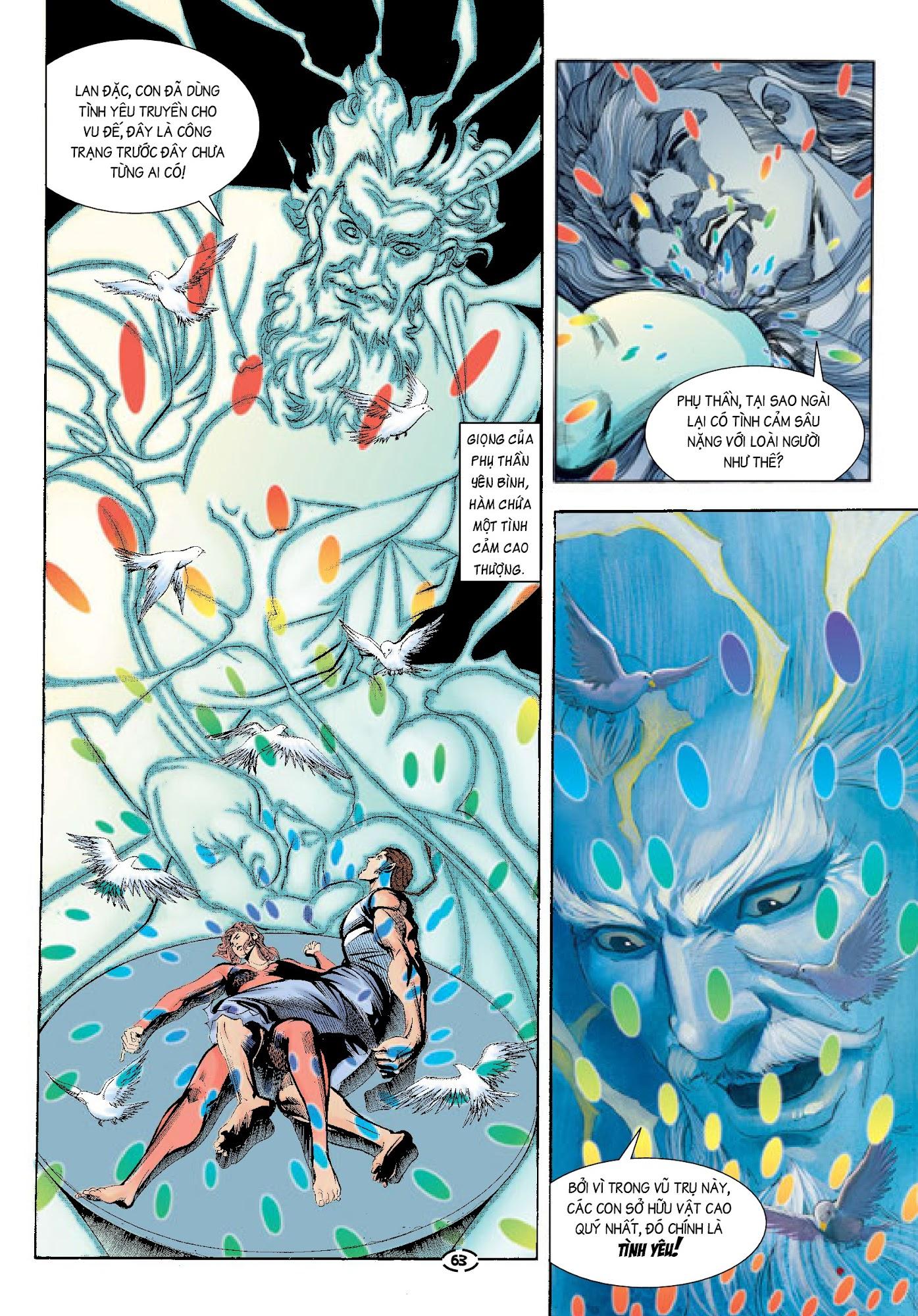 Đại Kiếm Sư Chap 32 - Trang 27