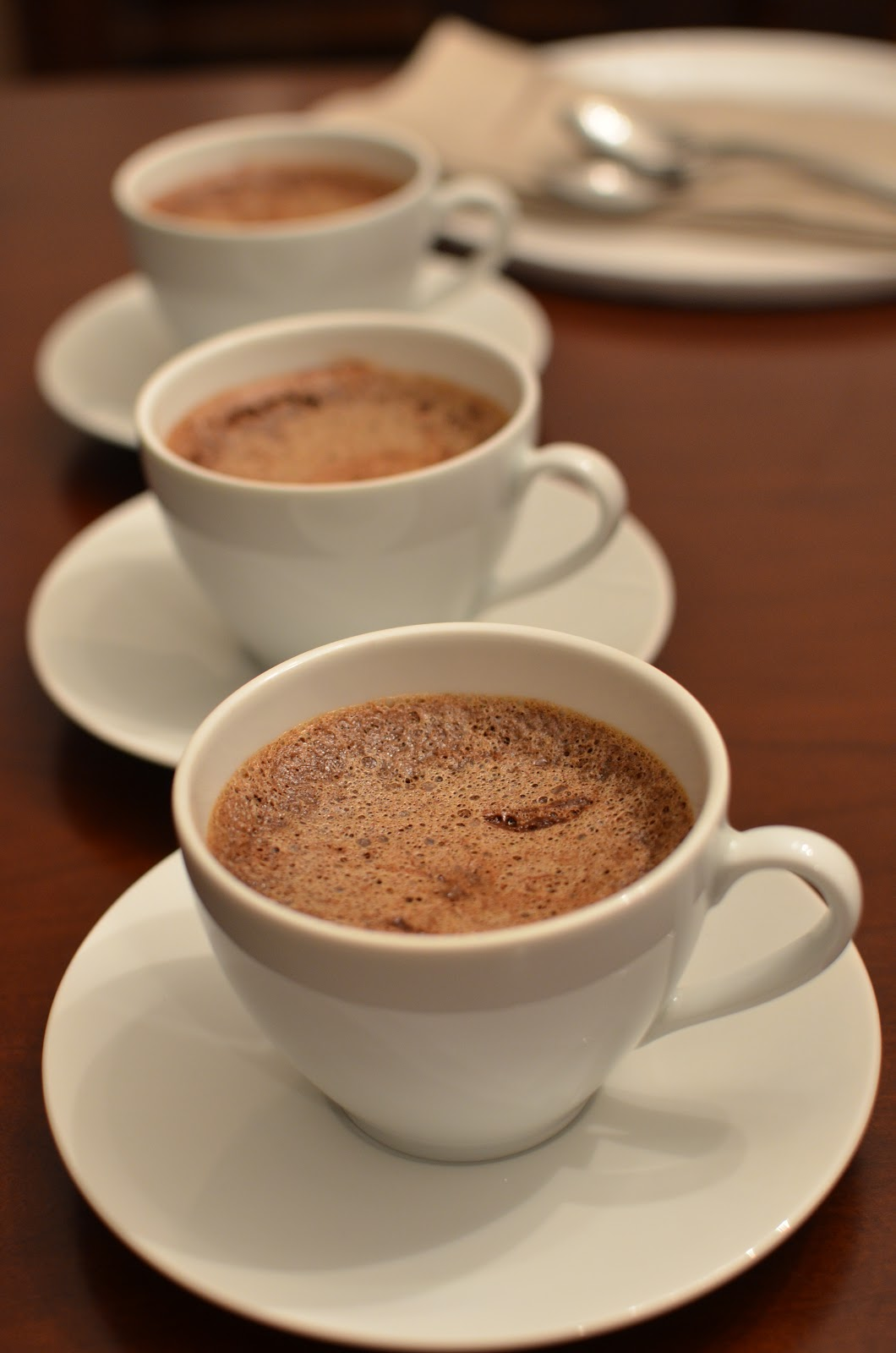 Can Chocolate Tea Build Up My Blood Count