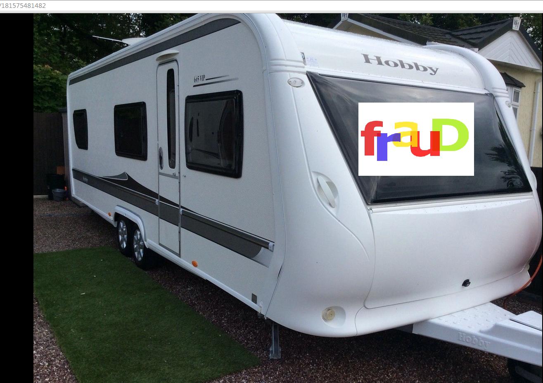 scam hobby 645 vip caravan 2010 ebay fraud 02 nov 14. Black Bedroom Furniture Sets. Home Design Ideas