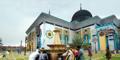 Tempat Prostitusi Yang Di Sulap Jadi Tempat Ibadah
