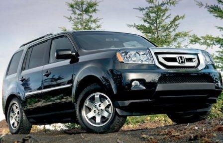 2011 Honda Pilot Reviews
