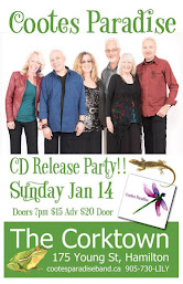 Cootes Paradise CD Release Party