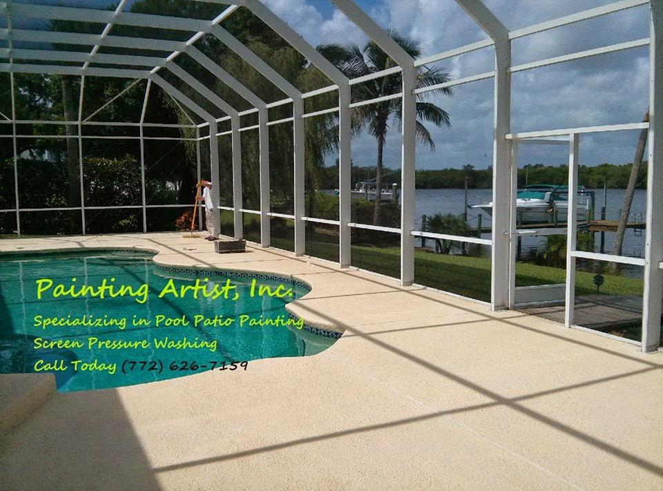 Paint For Concrete Pool Decks