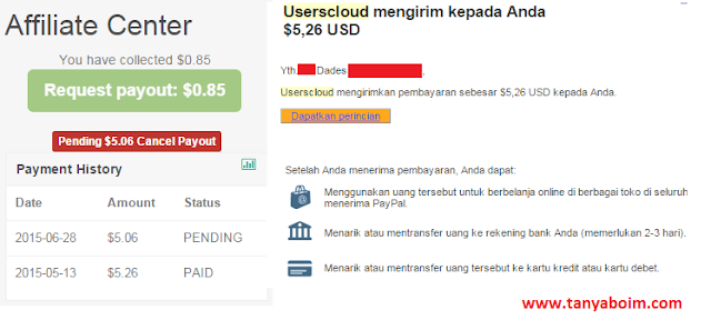 earning userscloud