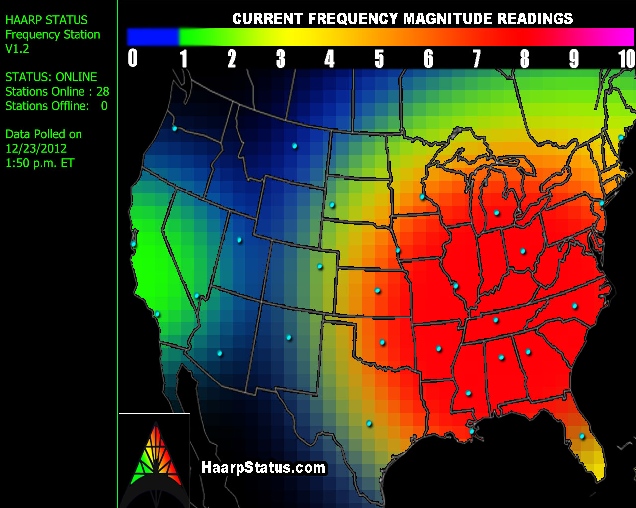 The End Times Forecaster: HAARP the Infernal Fallen Angels ...