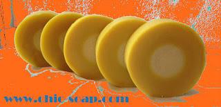 Jabón de Mandarina