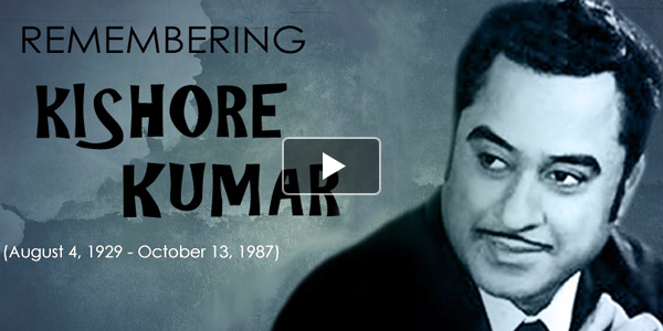 Listen to Kishore Kumar Songs on Raaga.com