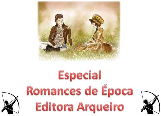 Lendo Romances de Época
