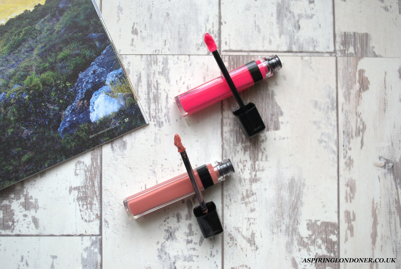 L'Oreal Paris Infallible Mega Gloss Review Amen & Mafia - Aspiring Londoner