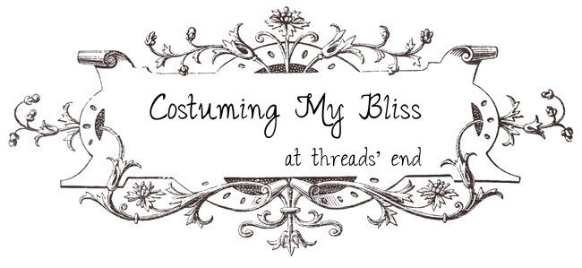 Costuming My Bliss