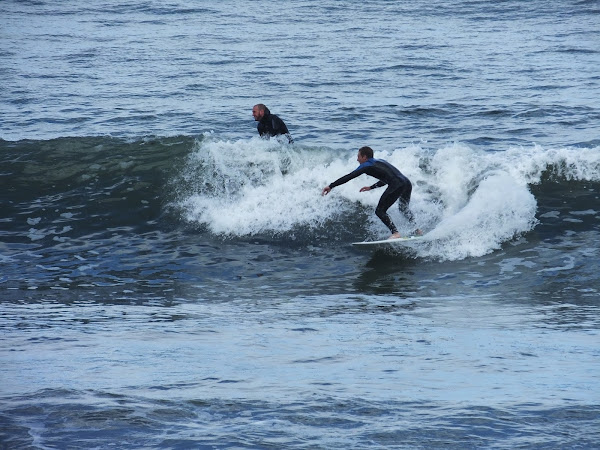 day out to Scarborough & surfing♥