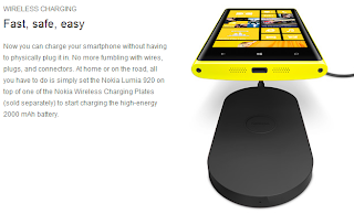 Free Wireless Charging Plate for all AT&T Lumia 920s