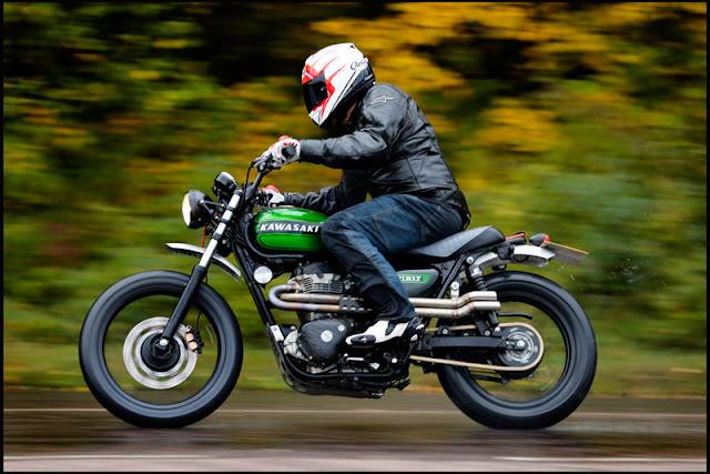 Kawasaki W800 Scrambler by Spirit Of The Seventies - Kawasaki W800 Scrambler / Kawasaki W650 Scrambler