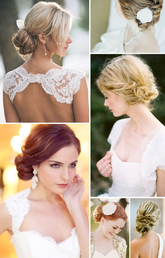 All For Weddings Brides Hairstyle Which Is An Important Complement To Bride Look