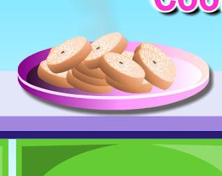 Juego de cocinar  galletas de mantequilla