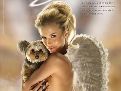 Joanna Krupa sexy PETA photoshoot UHQ