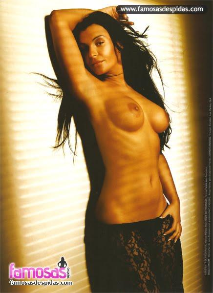 Fotos Alexandra Ferreira da Casa dos Segredos para a Playboy