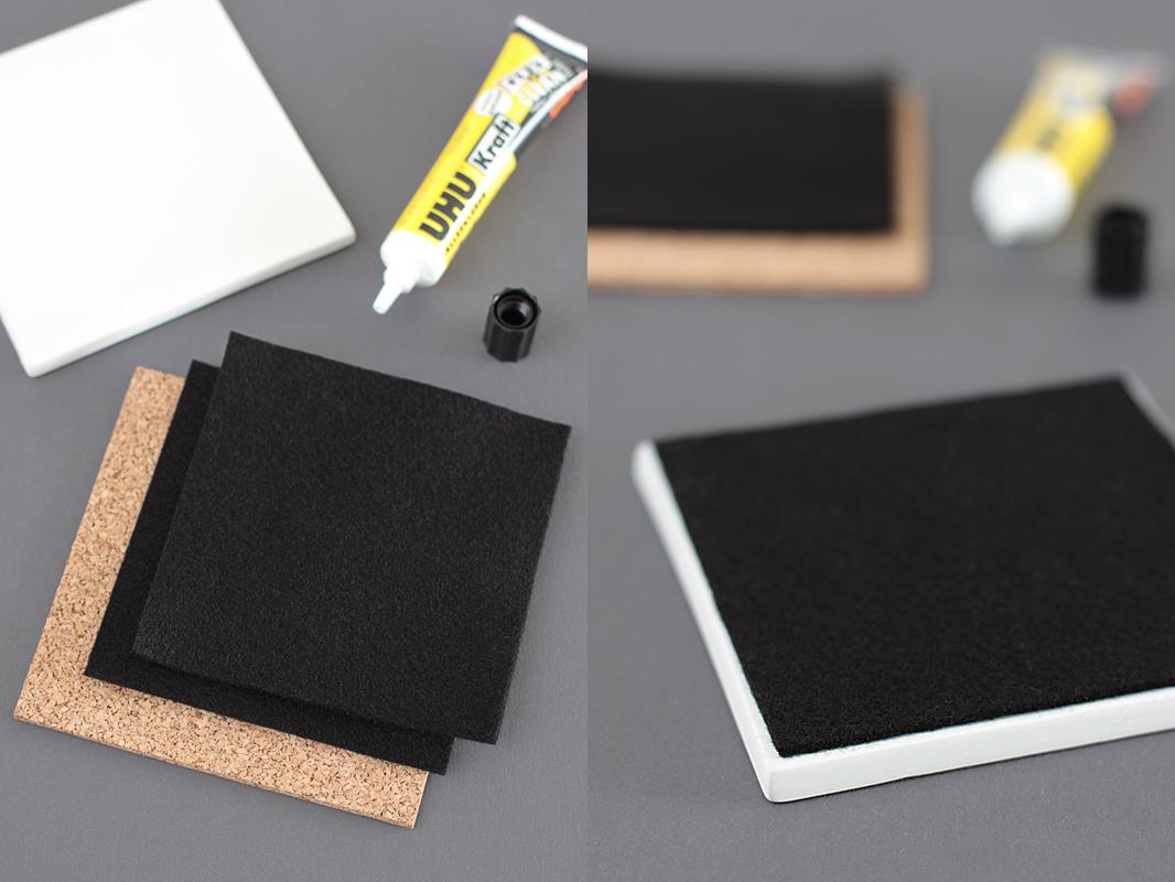 bildsch nes von der wand auf den tisch fliesenuntersetzer. Black Bedroom Furniture Sets. Home Design Ideas