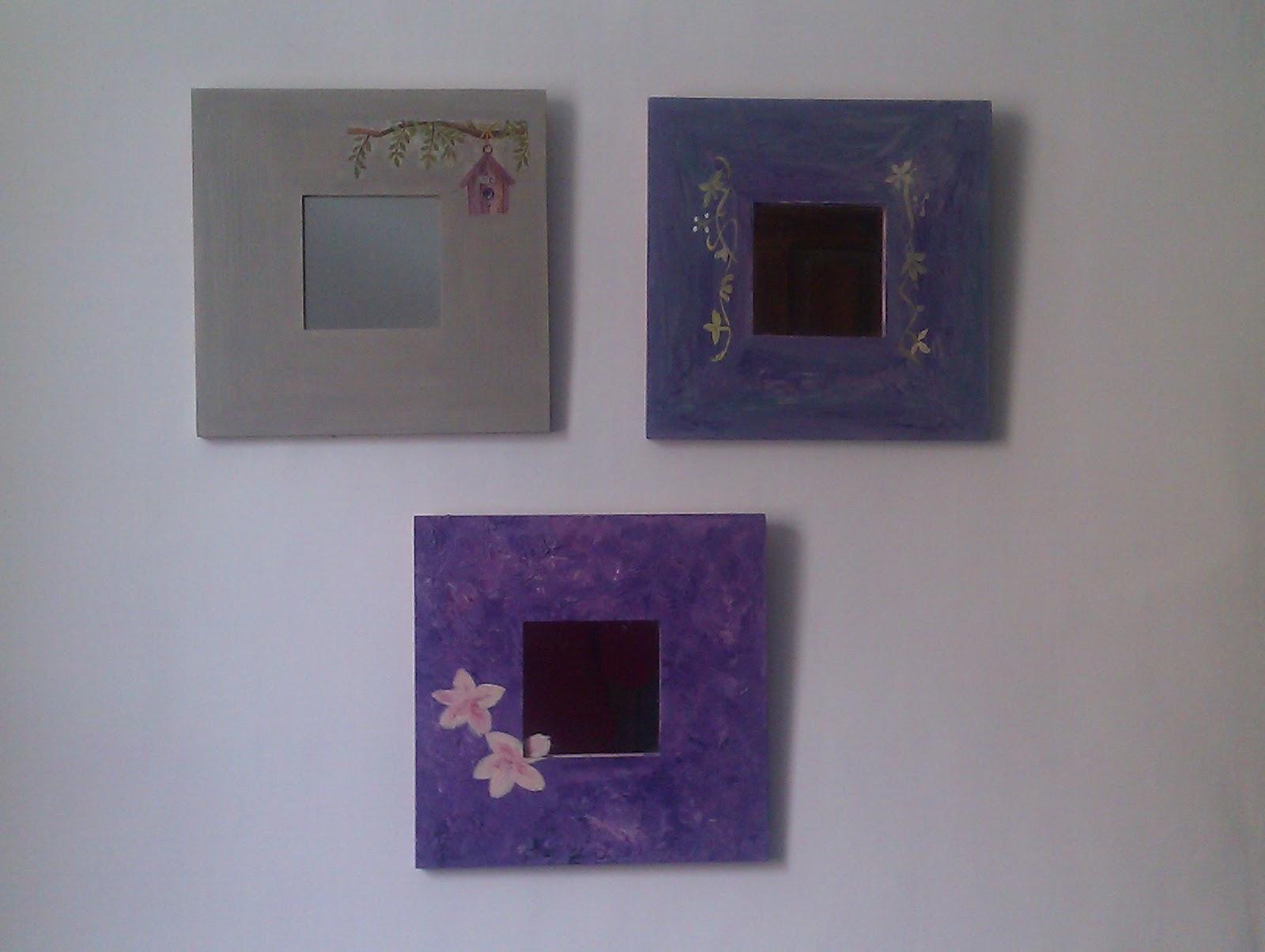 Los famosos cuadros espejos malm piedra papel o az car for Espejos como decorarlos