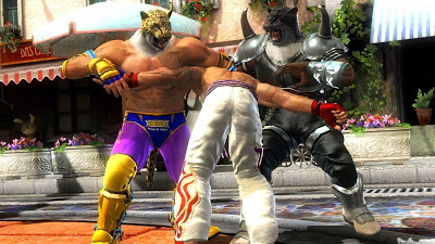 pc game Tekken Tag Tournament 2 PC Free Download full version