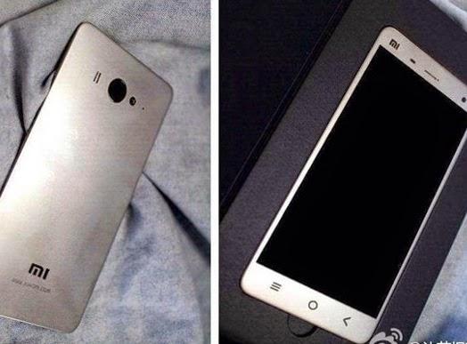 Ponsel Xiaomi Berbahan Metal Siap Meluncur