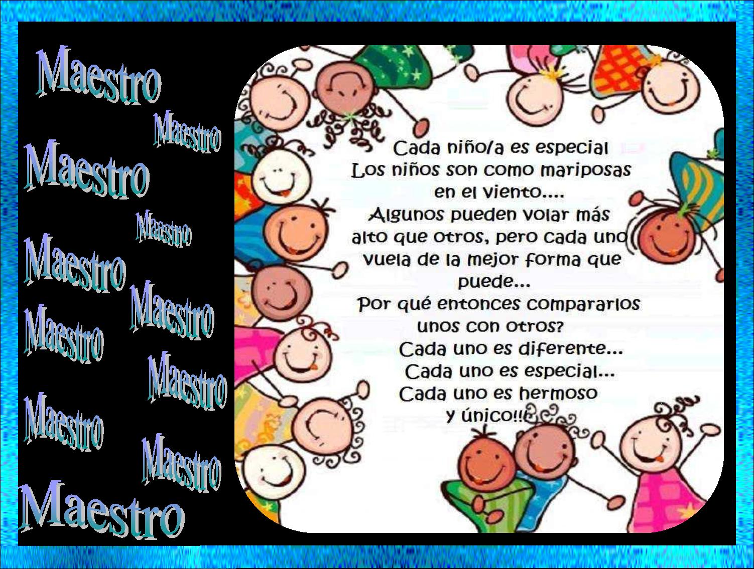 Frases para el dia del maestro ~ PENSAMIENTOS DE AMOR