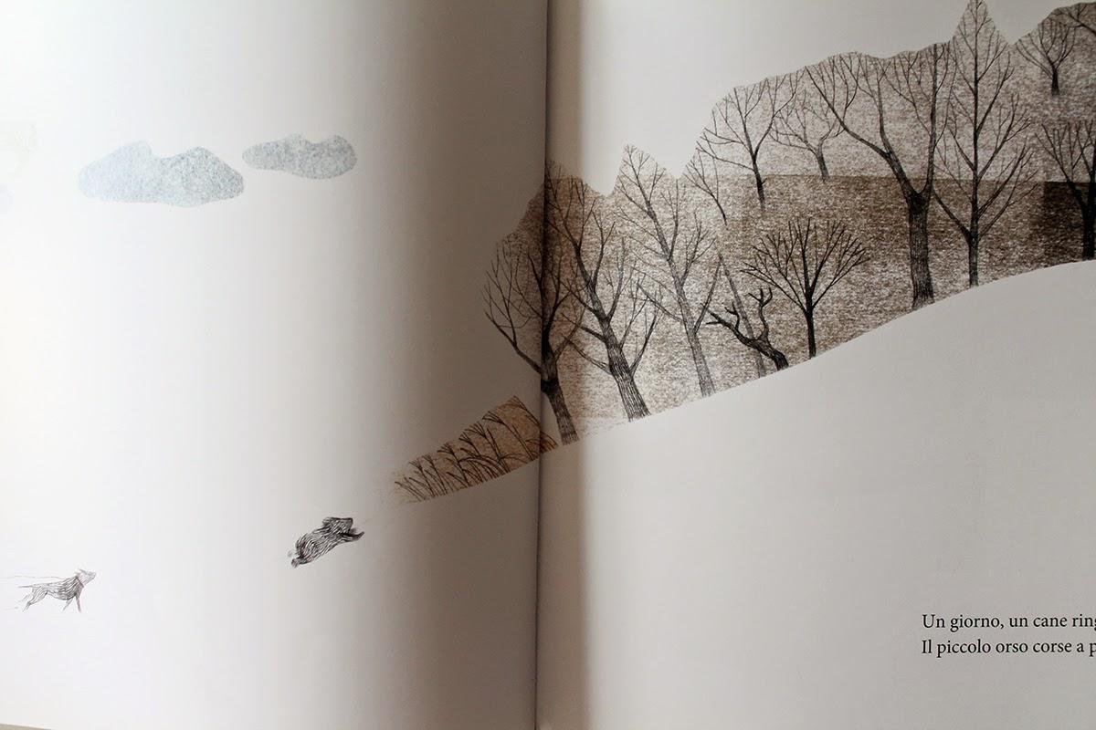 Una stagione con il mio piccolo orso Shin Hyuna libri illustrati con orsi per bambini