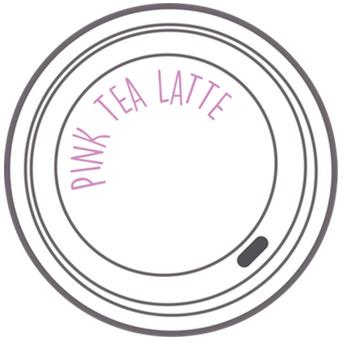 Pink Tea Latte