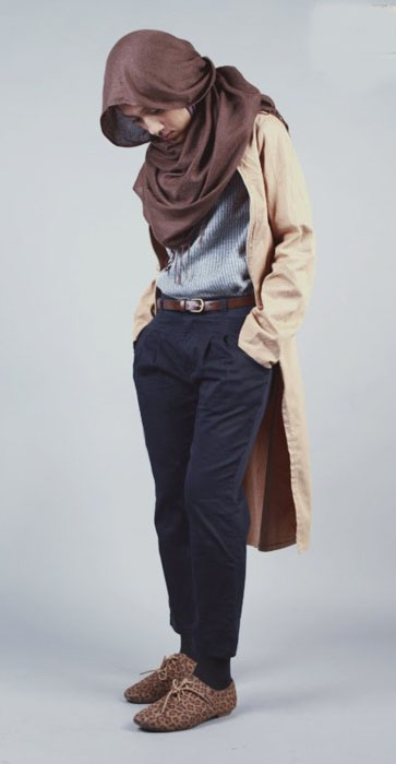 Style Busana Muslim 2013