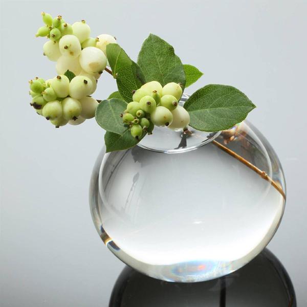 みずのうつわ しずくのような花瓶