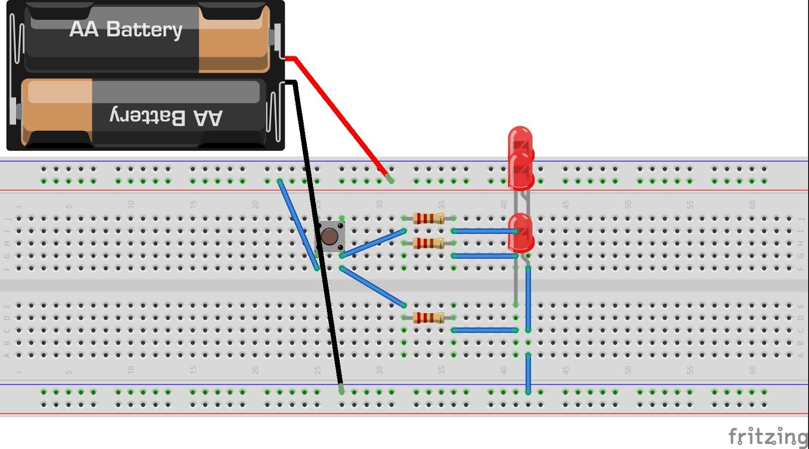 Circuito Paralelo : TecnologÍa bombillas en paralelo