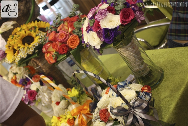 Weddings and Beyond Expo 2013 FLOWERS