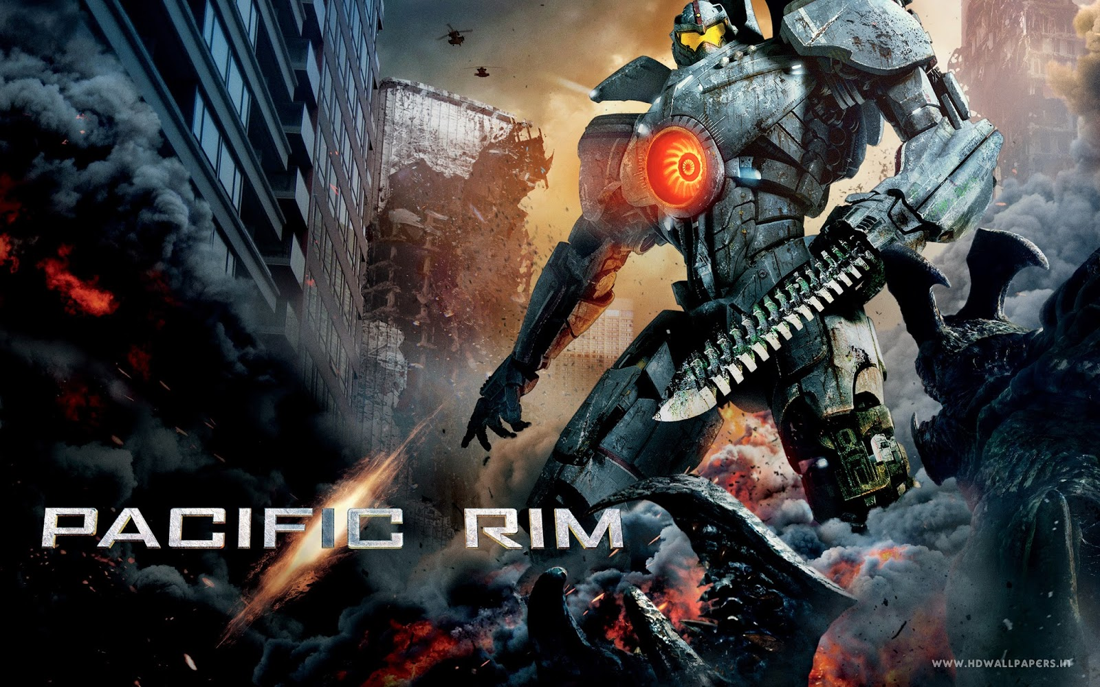 Pacific Rim 2013 wallpaper