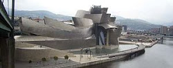 Museo Guggenheim de Bilbao, arquitectura de Frank Gehry.