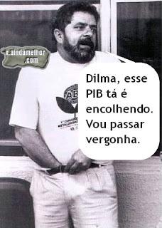 Lula e o pib