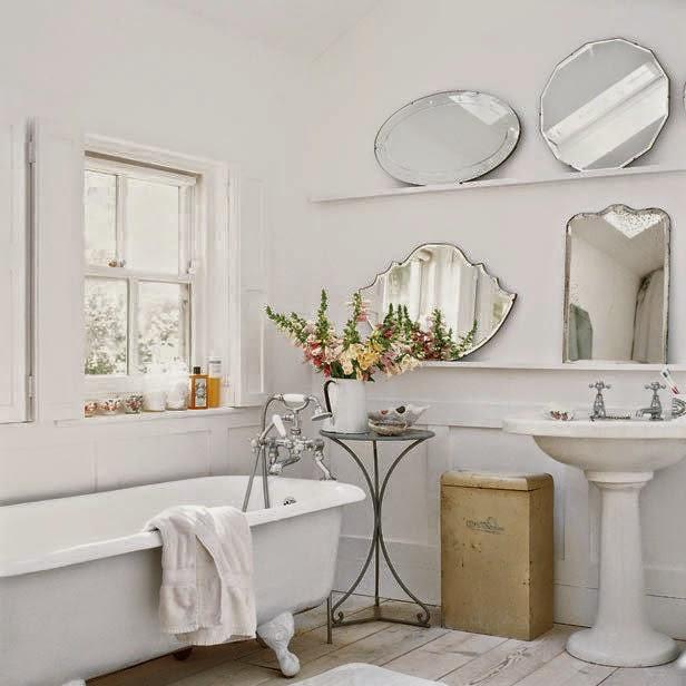 Decotips] Consigue un look vintage en el baño – Virlova Style