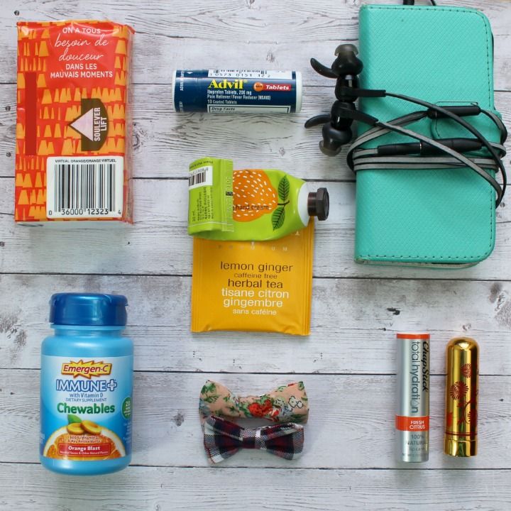 pfizer purse essentials  #BeHealthyForEveryPartofLife #CollectiveBias