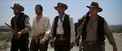 Ernest Borgnine in The Wild Bunch