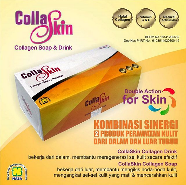 Collaskin Package