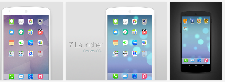 Download Top 10 free Launchers for Android Format APK
