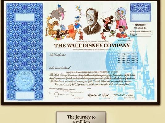 disney to stop selling paper stock certificates  popular