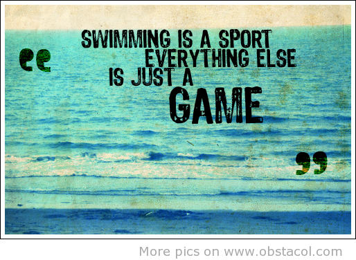 Funny Inspirational Quotes About Swimming. QuotesGram
