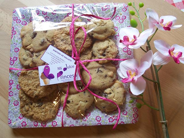 galletas, dia de la madre