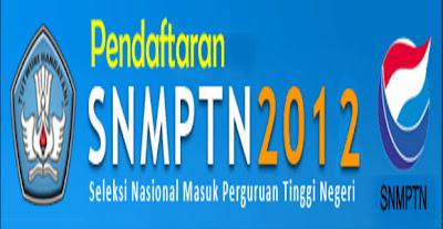Pengumuman Hasil Ujian Tertulis SNMPTN 2012