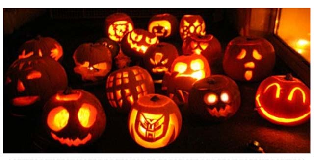 More Than 600 Free Printable Halloween Pumpkin Patterns And Stencils - Shelterness.com